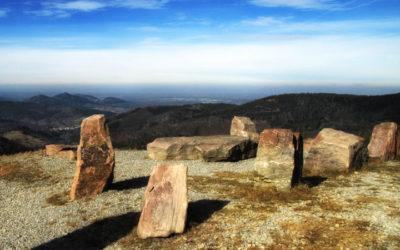 Kaltenbronn: Stonehenge im Schwarzwald